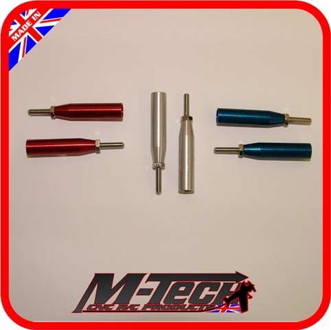 3mm Threaded End Body for 6mm Tube