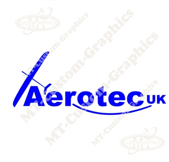 Aerotec UK Sticker