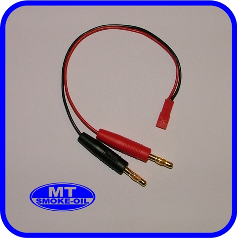 "MT ""Ultimate"" Smoke Pump Battery Charge Lead (Lipo)"