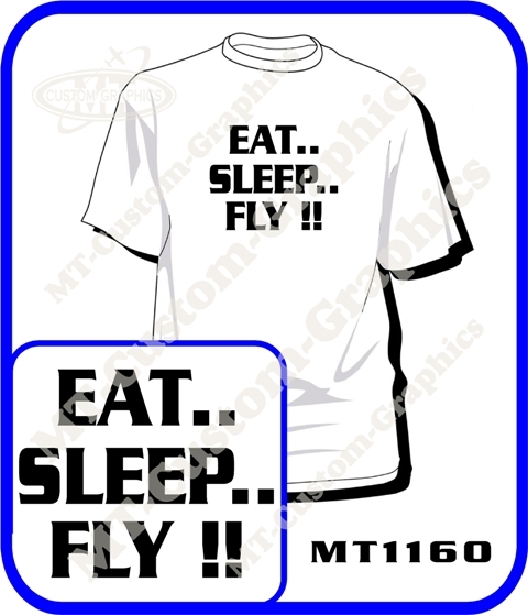Eat..Sleep..Fly