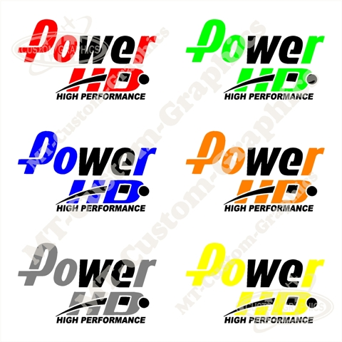 Power HD Logo