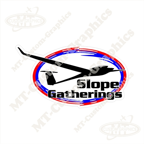 Slope Gatherings Std printed Logo