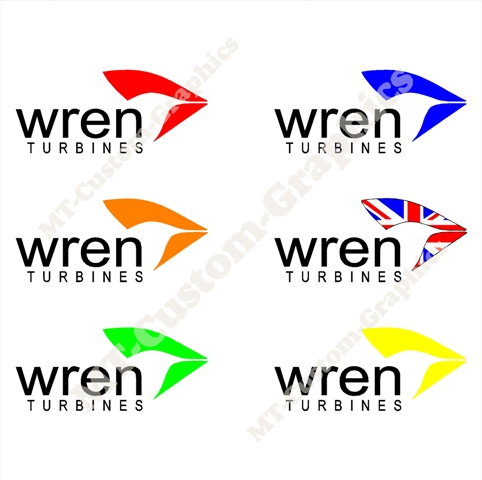 Wren Turbines Logo (NEW)