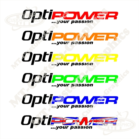 OptiPower Logo
